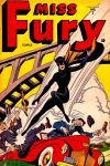 Cover For Miss Fury 7