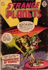 Cover For Strange Planets 10