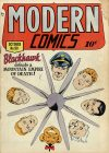 Cover For Modern Comics 90