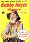 Cover For Gabby Hayes Western 29