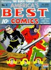 Cover For America's Best Comics 4