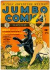 Cover For Jumbo Comics 34
