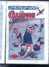 Cover For The Champion 1363