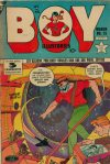 Cover For Boy Comics 75