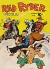 Cover For Red Ryder Comics 9