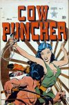 Cover For Cow Puncher Comics 7