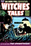 Cover For Witches Tales 24