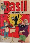 Cover For Basil the Royal Cat 3