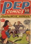 Cover For Pep Comics 53