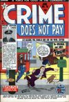 Cover For Crime Does Not Pay 76