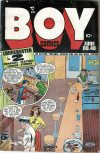 Cover For Boy Comics 40