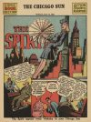 Cover For The Spirit (1943 5 16) Chicago Sun