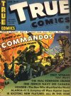 Cover For True Comics 13