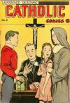 Cover For Catholic Comics v1 6