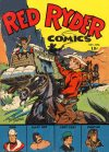 Cover For Red Ryder Comics 22