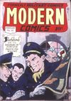 Cover For Modern Comics 46 (fiche)