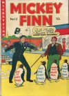 Cover For Mickey Finn 13