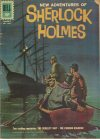 Cover For 1245 New Adventures of Sherlock Holmes