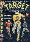 Cover For Target Comics v1 11
