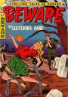 Cover For Beware 2