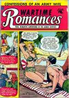 Cover For Wartime Romances 8