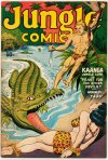 Cover For Jungle Comics 52