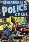 Cover For Sensational Police Cases 1 (nn)