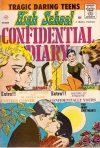 Cover For High School Confidential Diary 3