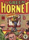 Cover For Green Hornet Comics 6