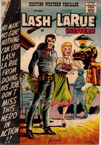 Large Thumbnail For Lash Larue Western #69