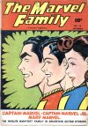 Cover For The Marvel Family 18