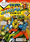 Cover For Silver Streak Comics 14