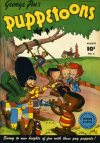 Cover For George Pal's Puppetoons 4