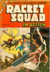 Cover For Racket Squad in Action 11