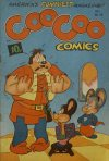 Cover For Coo Coo Comics 40