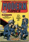 Cover For Modern Comics 62