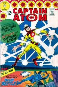 Large Thumbnail For Captain Atom #83