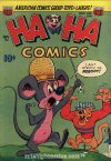 Cover For Ha Ha Comics 81