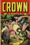 Cover For Crown Comics 16