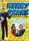 Cover For Kerry Drake Detective Cases 7