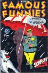Cover For Famous Funnies 146