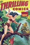 Cover For Thrilling Comics 67