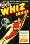 Cover For Whiz Comics 129