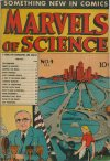 Cover For Marvels of Science 4