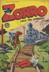 Cover For Zorro 58 - Fred the Coward