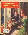 Cover For Sexton Blake Library S3 313 The Heir of Tower House