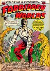 Cover For Forbidden Worlds 27