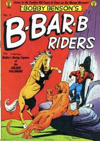 Large Thumbnail For Bobby Benson's B-Bar-B Riders #3
