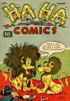 Cover For Ha Ha Comics 11