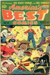 Cover For America's Best Comics 14